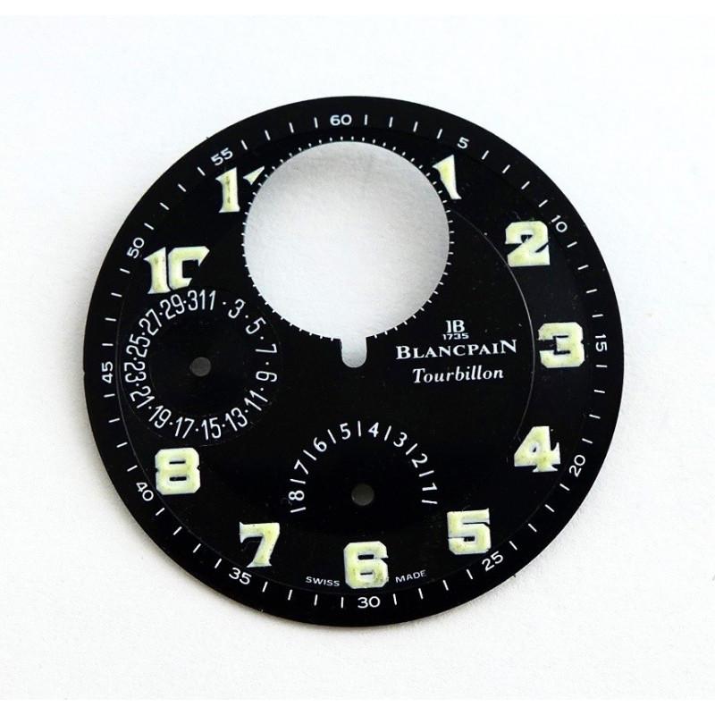 Blancpain Tourbillon dial diameter 30 mm