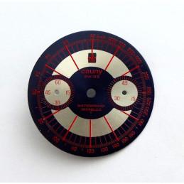 CAUNY chronograph for valjoux 7733 - diameter 30 mm