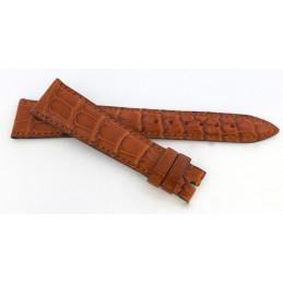 Croco strap 19 mm