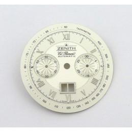 cadran ZENITH EL PRIMERO 31mm
