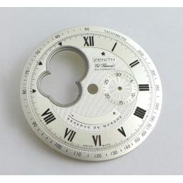 cadran ZENITH Chronomaster el primero