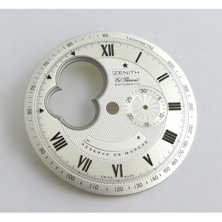 ZENITH Chronomaster el primero dial