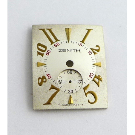 ZENITH Port Royal cream dial small size