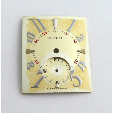 ZENITH Port Royal cream dial 21mmx26mm