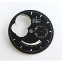 Cadran noir rond ZENITH El Primero Chronomaster 31mm