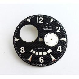 ZENITH El Primero black dial 35mm
