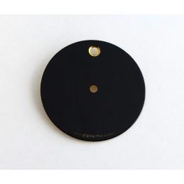 Cadran noir ZENITH 25mm