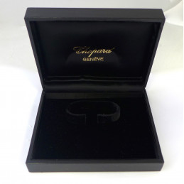 Chopard, watch with blank certificate of origin