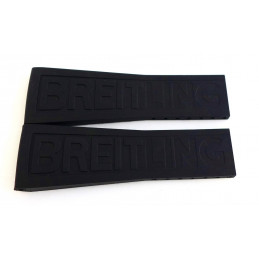 Breitling, bracelet caoutchouc 26 mm