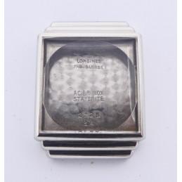 Boitier acier LONGINES années 50 ref 2725