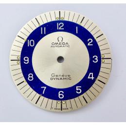 Omega Dynamic dial