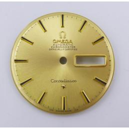 Omega Memomatic dial