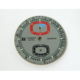 Cadran gris TISSOT  -  29.60mm