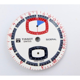 Cadran chronographe TISSOT Sideral