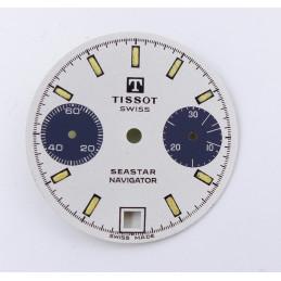 TISSOT Seastar Navigator dial