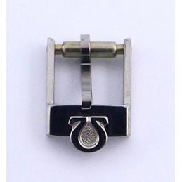 Omega, steel buckle 8 mm