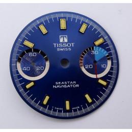 Cadran chronographe TISSOT Seastar Navigator