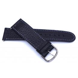 Tissot leather strap - 22 mm
