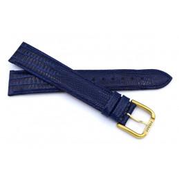 Tissot bracelet en cuir - 18 mm