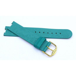 TISSOT bracelet cuir Rockwatch 18 mm