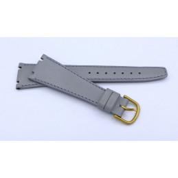 Bracelet TISSOT Two timer en cuir 19 mm