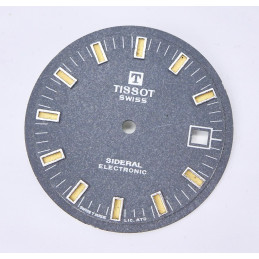 Tissot SIDERAL S dial