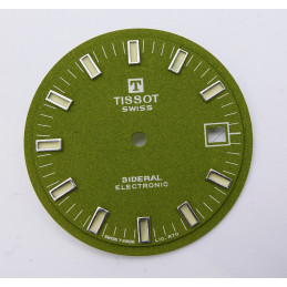 Tissot SIDERAL Electronic dial
