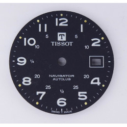 Tissot Autolub dial