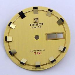 Cadran Tissot Automatic T12 - 28,50 mm