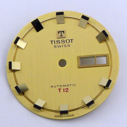 Tissot Automatic T12 dial - 28,50 mm