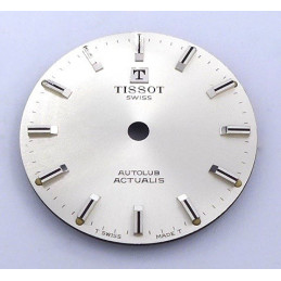 Tissot Autolub Actualis dial - 28,50 mm