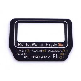 Cadran Tissot F1 Multialarm