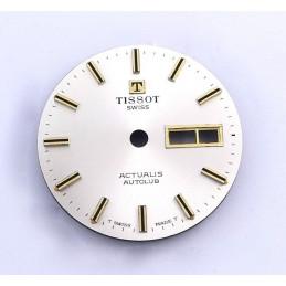 Cadran Tissot  Actualis Autolub - 28,55 mm