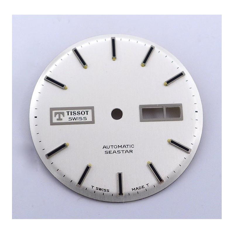 Tissot Automatic Seastar dial - 30,45 mm