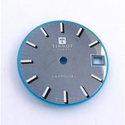 Tissot Visodate Carrousel dial - 25,50 mm