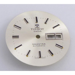 Tissot Seastar automatic dial  - 30,50 mm