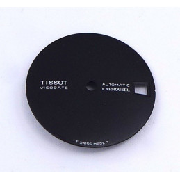 Cadran Tissot Visodate Automatic Carrousel - 25,45 mm