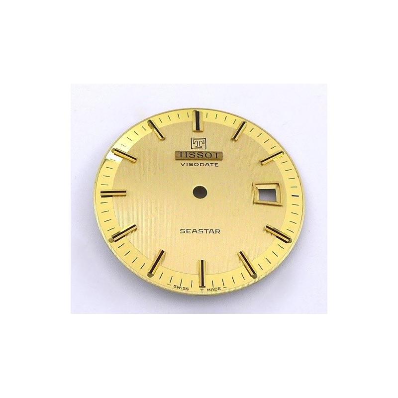 Tissot Visodate Seastar dial   - 30,50 mm