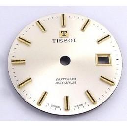 Tissot Autolub Actualis dial - 28,45 mm
