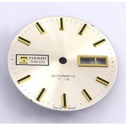 Tissot Automatic T12 dial - 28 mm