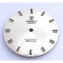 Tissot Automatic PR516 dial - 28,44 mm