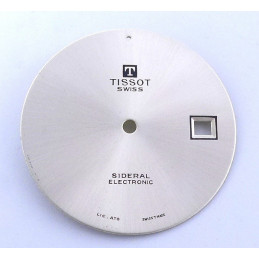Tissot Sideral Electronic dial - 31,50 mm