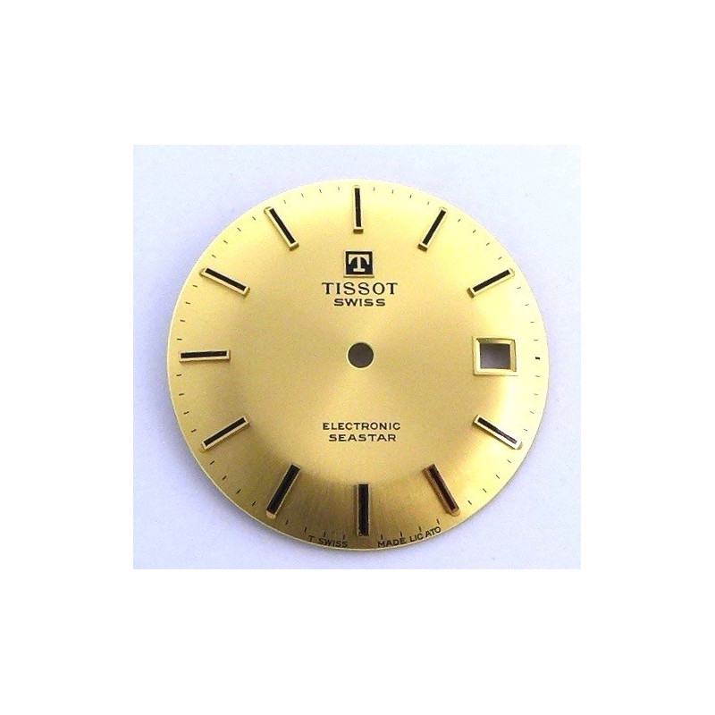 Tissot Electronic Seastar dial - 30,55 mm