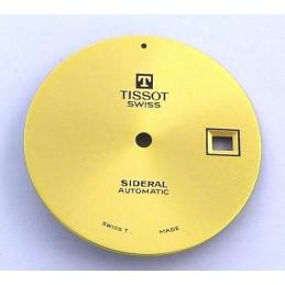 Cadran Tissot Sideral Automatic - 29,45 mm