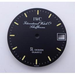 Cadran IWC Shaffhausen SL Design quartz 24,97 mm