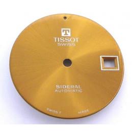 Cadran Tissot Sideral Automatic - 26,40 mm