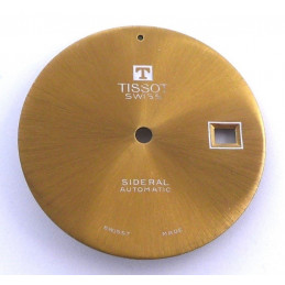Cadran Tissot Sideral Automatic - 29,50 mm