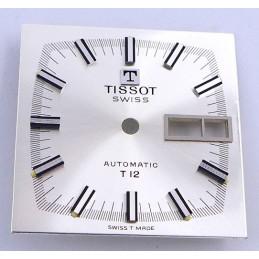 Tissot Automatic T12 dial
