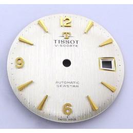 Cadran Tissot Visodate Automatic Seastar - 28,45 mm
