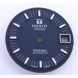 Tissot Sideral Automatic dial - 26,35 mm